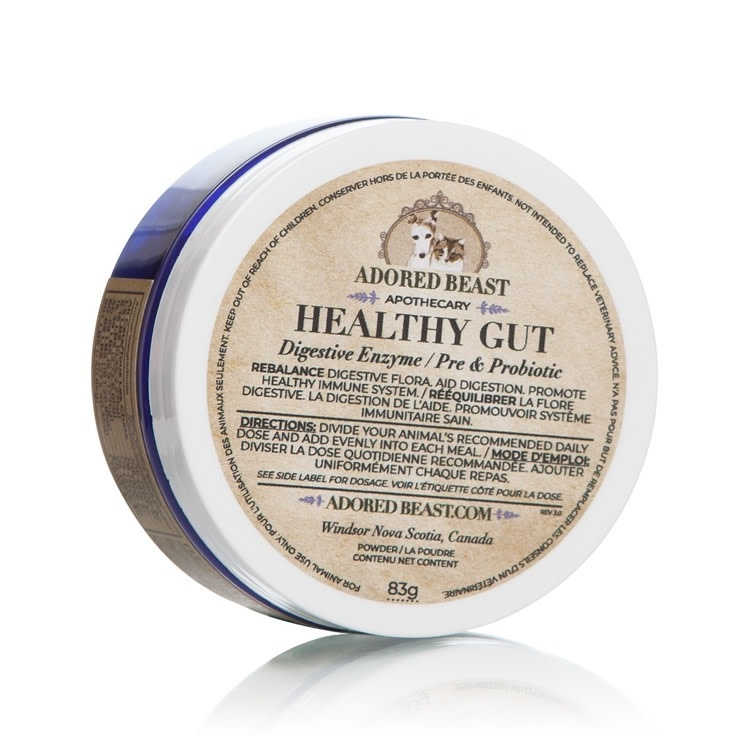 Adored Beast Adored Beast Apothecary Healthy Gut Digestive Enzym, 83g