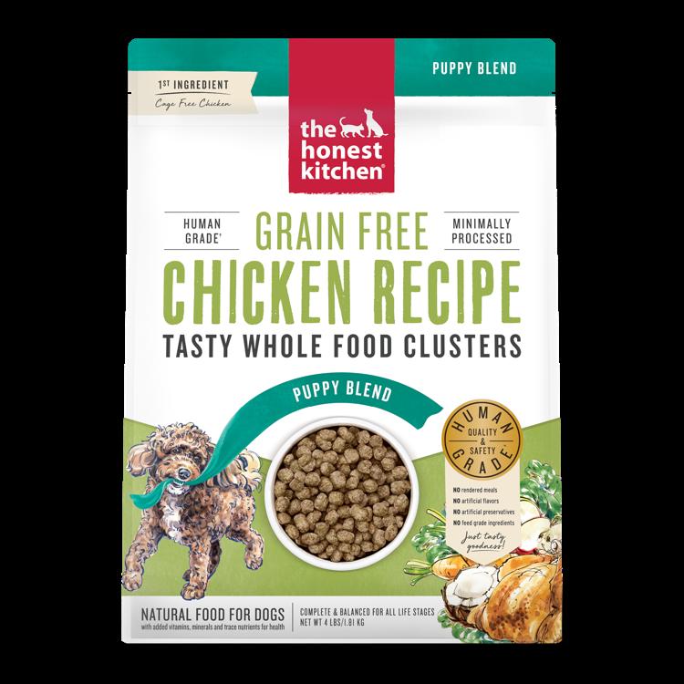 Honest Kitchen Honest Kitchen Whole Food Clusters Puppy Blend Recipe, 4lb
