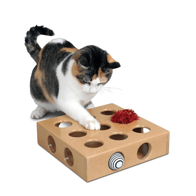 Smart Cat Smart Cat Peek-A-Prize Toy Box, Large