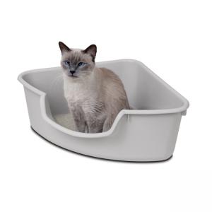 Smart Cat Smart Cat Corner Litter Box