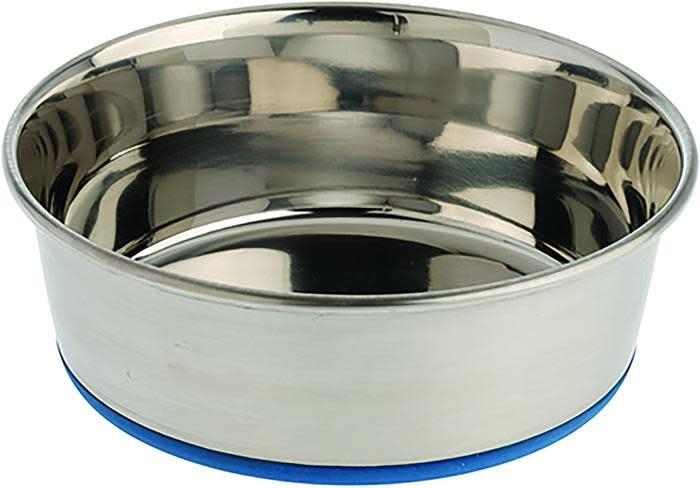 DuraPet DuraPet Round Stainless Steel Dog Bowl, 2qt