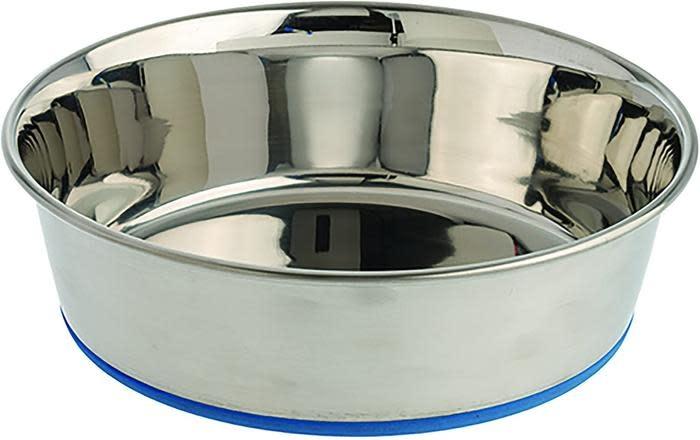 DuraPet DuraPet Round Stainless Steel Dog Bowl, 4qt