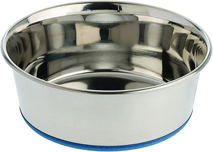 DuraPet DuraPet Round Stainless Steel Dog Bowl, 12oz