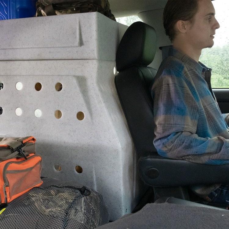 Ruff Land Ruff Land SUV Slant Back
