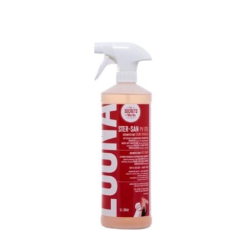 Luuna Loona Ster-San PV RTU Disinfectant Cleaner, 1 Litre