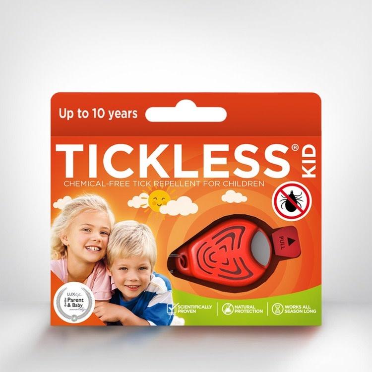 Tickless Tickless Ultrasonic Tick  & Flea Repeller Kid