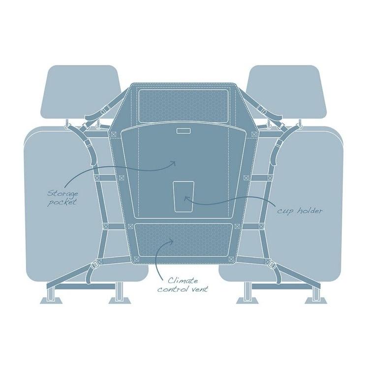 Kurgo Kurgo  Backseat Barrier