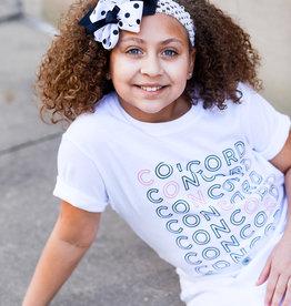 Concord Kids Tee