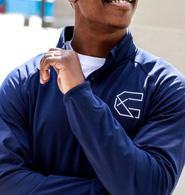 Concord Navy Pull Over