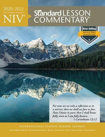 NIV: Standard Lesson Commentary
