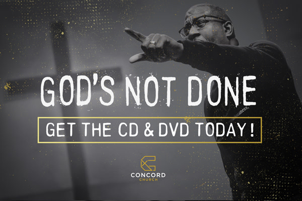 SERMON DVD: CHALLENGES WITH COURAGE 1.17.21
