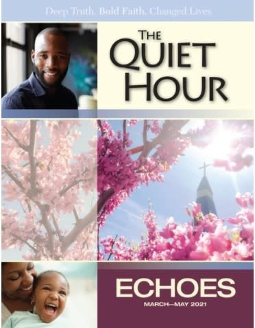 BOOK-ECHOES THE QUIET HOUR SPRING