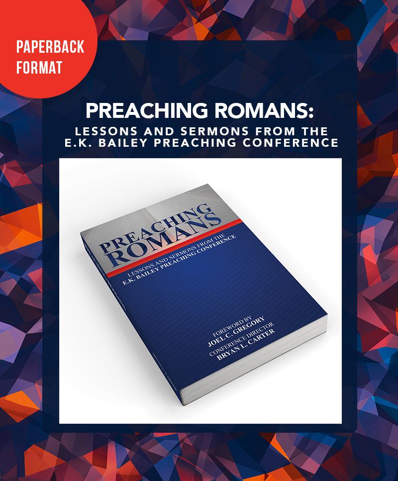 EKBPC - Preaching Romans - Paperback
