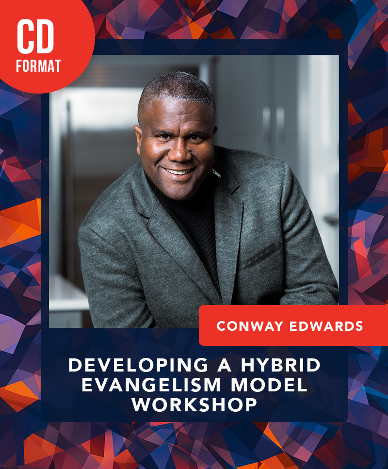 EKBPC25: Developing a Hybrid Evangelism Model Workshop - CD (Conway Edwards)