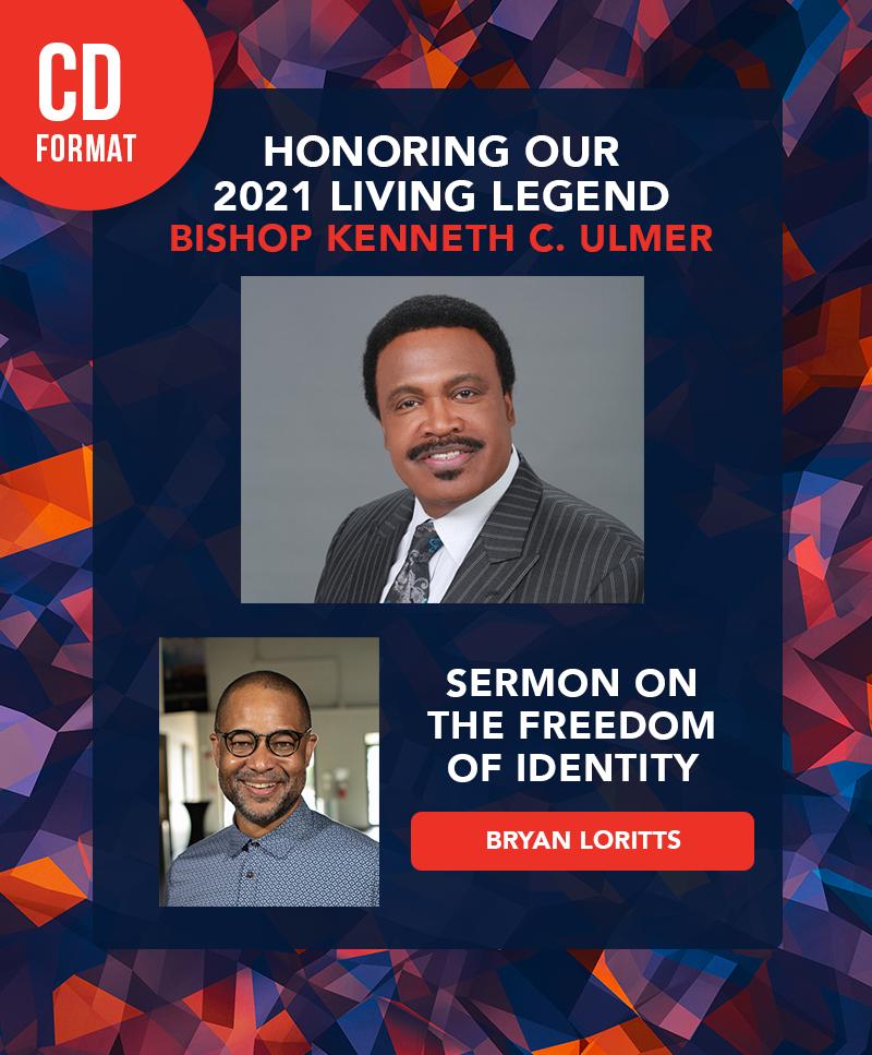 EKBPC25: Honoring Our 2021 Living Legend Bishop Kenneth C. Ulmer - CD (Bryan Loritts)