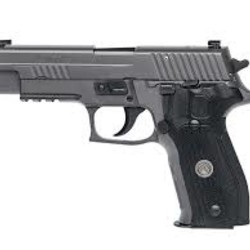 "Used Sig Sauer 226R 9mm 4.4"" Legion RXP Gray X-Ray 3 Black 10RD Steel Mag"