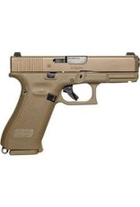 Glock Glock G19X G5 GNS Coyote 3 MAG 9x19MM/106mm 10 Rounds