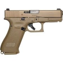 Glock G19X G5 GNS Coyote 3 MAG 9x19MM/106mm 10 Rounds