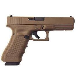 Glock Glock G17 Gen 4 9mm Dark Earth
