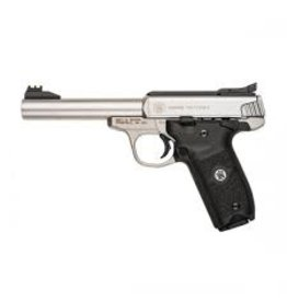 """Smith&Wesson Smith & Wesson  SW22 Victory Pistol 22 LR 5.5"""" S/S"""