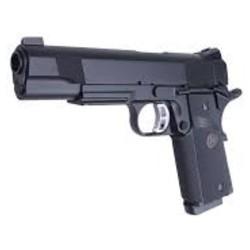 KJ Works M1911 Airsoft Pistol Black