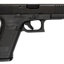 Glock G17 GEN 5 MOS 9x19 10 Rounds