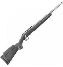 """Ruger Ruger American Standard Bolt Action Rifle 22LR RH 22"""" Syn Stk 10+1 Rnd"""