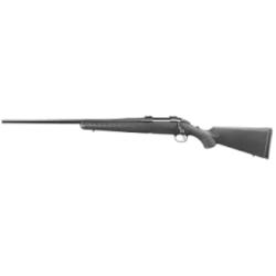 Ruger American Standard Bolt Action Rifle 30-06 SPR Matte Blk Syn Stk 4+1 Rnd