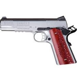 Canuck Canuck 1911 Stainless Semi-Auto Single Action 45 ACP 2 Mags