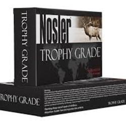 Nosler Trophy Grade 338 Lapua 300GR AccuBond