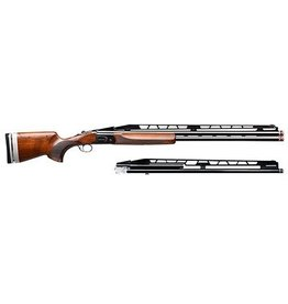 "Canuck Canuck Trap Combo 12 GA 2.75"" 32"" Double Barrel 32"" Single Barrel Over Under Turkish Walnut Stock Oil Finish Fully Adjustable 5 Extended Mobil Chokes"