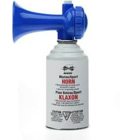 Invincible Marine Invincible Marine Safety Air Horn 8oz Up to 64 Feet