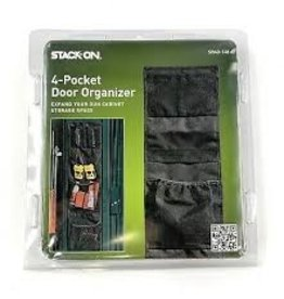 Stack-on Stack-On  4 Pocket Organizer