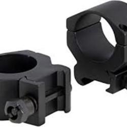 CCOP 30mm Medium Picatinny Weaver Aluminum Rings
