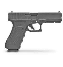 "Glock Glock G17 Gen 4 Semi-Auto Pistol 9mm 4.49"" Barrel"