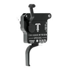 TriggerTech Remington 700 Special Two Stage 1.0-3.5lbs PVD Black Flat