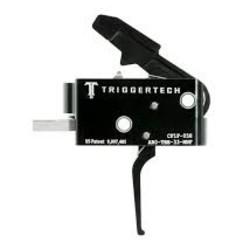 TriggerTech AR10 Adaptable 2.5-5.0lbs PVD Flat