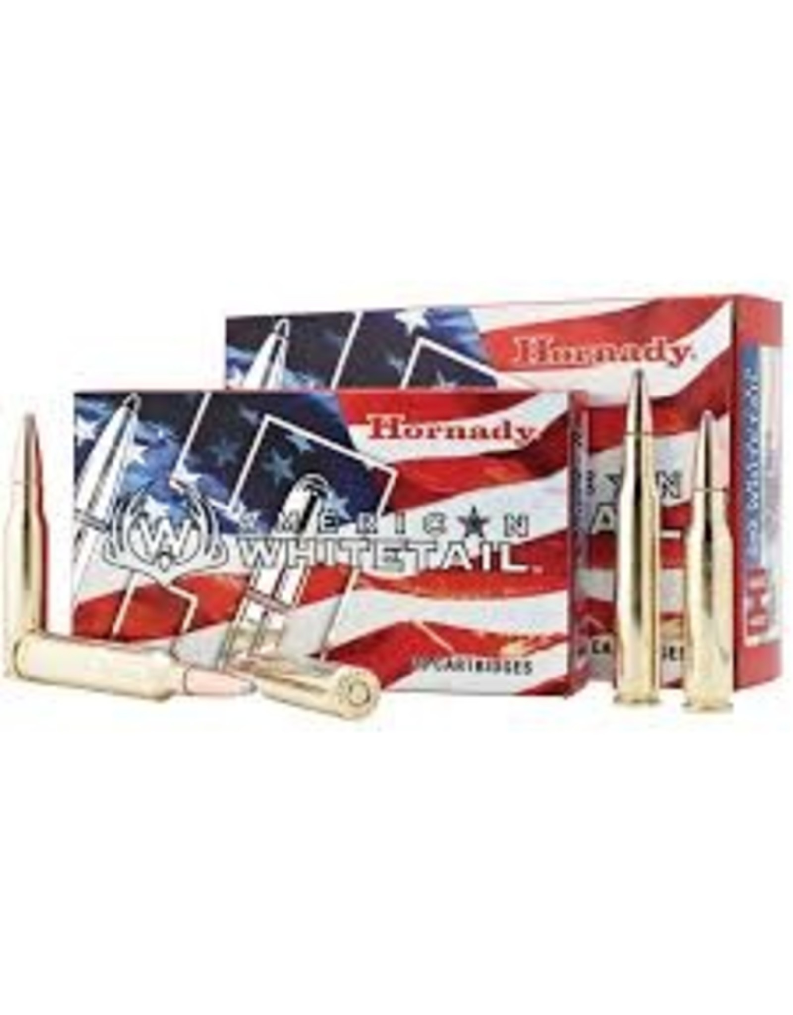 Hornady American Whitetail 270WIN  130gr 20ct X 10
