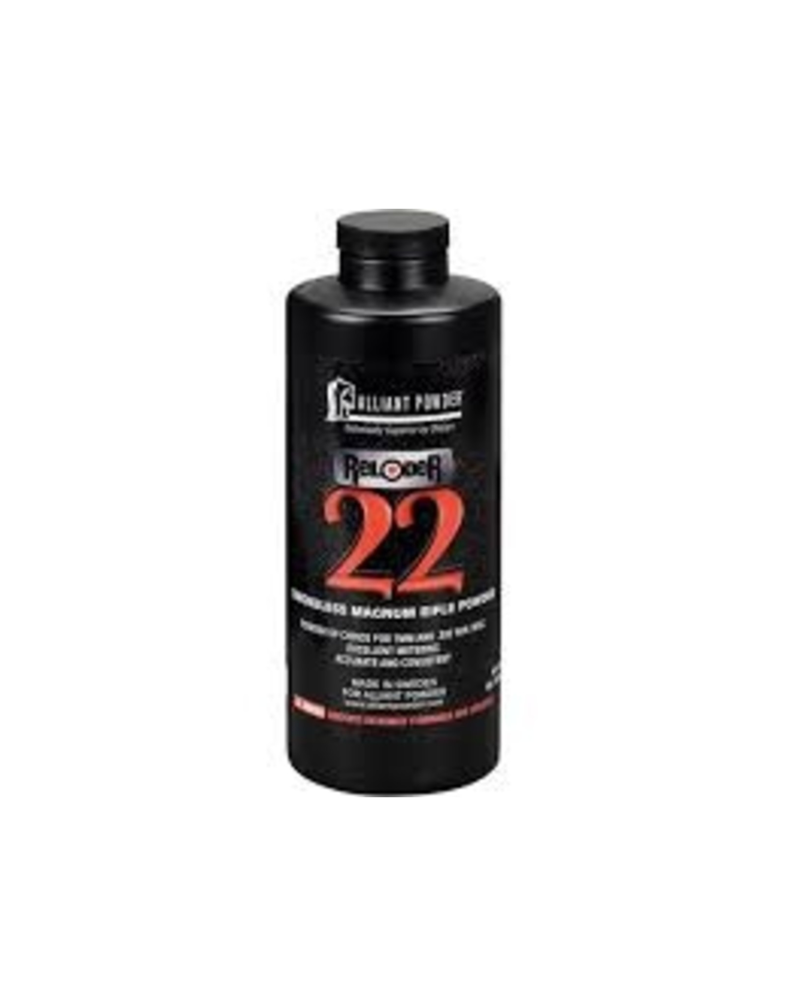 Alliant Powder Alliant Powder Reloader 22 Powder 1LB