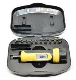 Wheeler Wheeler Engineering Fat Wrench With Bit Set