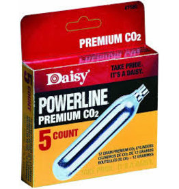 Daisy Daisy Outdoor Products Powerline Premium CO2 5ct