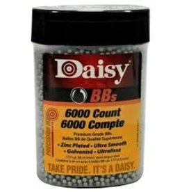 Daisy Daisy .177 Cal BB's 4.5mm 6000ct