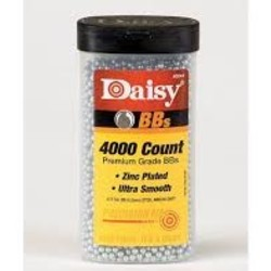 Daisy .177 Cal BB 4.5mm 4000ct