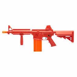 Rekt opfour co2 foam dart rifle red