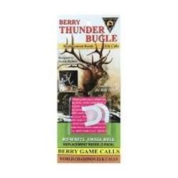 Berry Thunder Bugle Reeds White