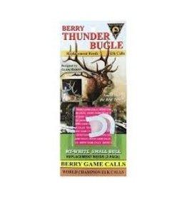 Berry Berry Thunder Bugle Reeds White
