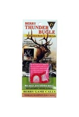Berry Berry Thunder Bugle Reeds Red