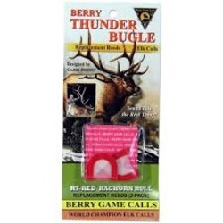 Berry Thunder Bugle Reeds Red
