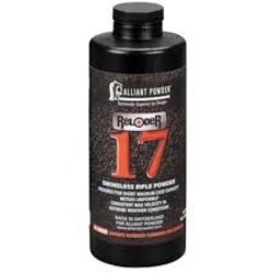 Alliant Powder  Reloder 17 Smokeless Rifle Powder 1LB