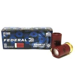"Federal Federal Shorty Shotshell 12GA 1 3/4"" 1200FPS 1oz Slug 10ct"